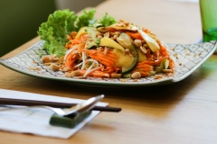 Mango Salat - Vegan