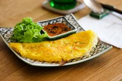 Vietnam. Pancake